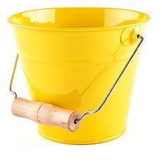Woody Záhradný kýblik – žltý - Kýblik