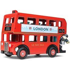 Le Toy Van Autobus London - Drevená hračka