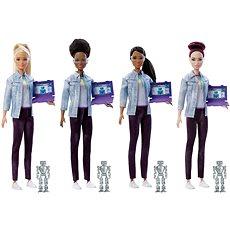 Barbie Inžinierka Robotiky - Bábika