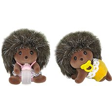 Sylvanian Families Rodina – dvojčatá ježkovia - Figúrky