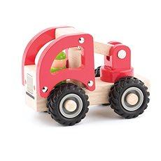 Woody Dřevěné autíčko – Hasiči - Auto