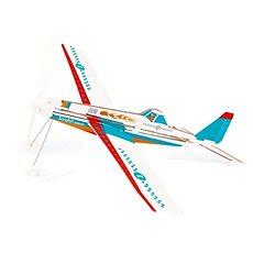 Scratch Vrtuľové hasičské lietadlo na gumu - Lietadlo