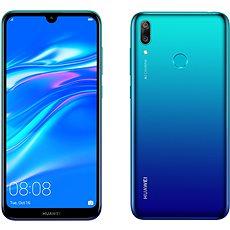 HUAWEI Y7 (2019) modrý - Mobilný telefón