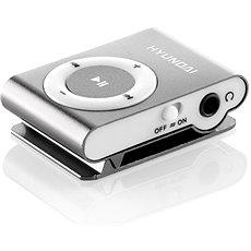 Huyundai MP 213 S strieborný - MP3 prehrávač