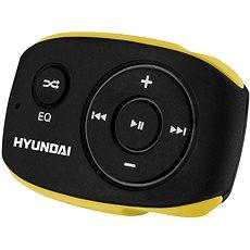 Hyundai MP 312 4 GB čierno-žltý - MP3 prehrávač