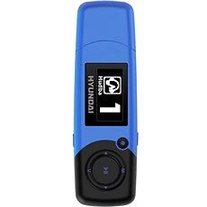 Hyundai MP 366 FMBL 4GB modrý - MP3 prehrávač