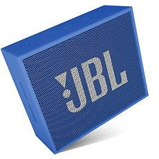 JBL GO – modrý - Reproduktor