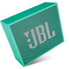 JBL GO – tyrkysový - Reproduktor