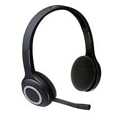 Logitech Wireless Headset H600 - Slúchadlá s mikrofónom