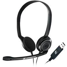 Sennheiser PC 8 USB - Slúchadlá s mikrofónom