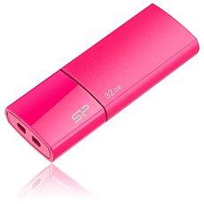 Silicon Power Ultima U05 Pink 32 GB - Flash disk