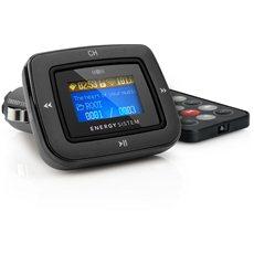 Energy Sistem Car 1100 Dark Iron - FM Transmitter