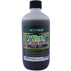 Jet Fish Sweet Liquid Perník/Med 500 ml - Booster