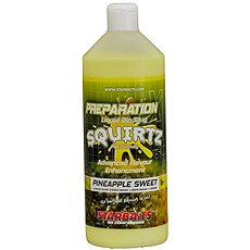 Starbaits Prep X Squirtz Pineapple Sweet 1 l - Booster