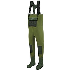 DAM Hydroforce Neoprene Chestwader Cleated Sole - Prsačky