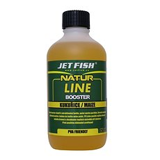 Jet Fish Booster Natur Line Kukurica 250 ml - Booster