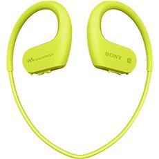 Sony WALKMAN NWW-S623G zelený - FLAC prehrávač
