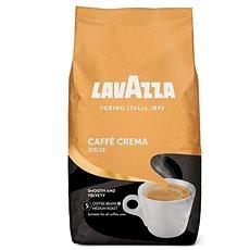 Lavazza Crema Dolce, zrnková, 1000g - Káva