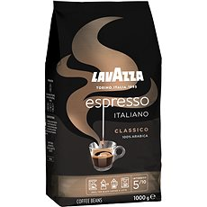 Lavazza Espresso, zrnková, 1 000 g - Káva