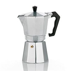 Kela espresso kávovar ITALIA 9 šálok - Moka kanvička