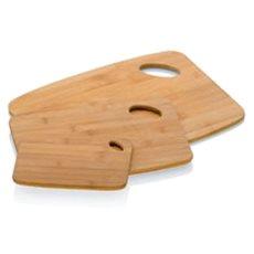 Kela Lopárik KATANA bambusová súprava 3 ks - Doska na krájanie