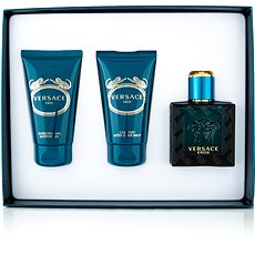 Versace Eros Set III. 50 ml - Darčeková sada parfumov