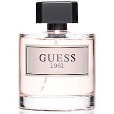 GUESS Guess 1981 100ml - Toaletná voda