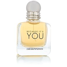 GIORGIO ARMANI Emporio Armani Because It's You EdP 50 ml - Parfumovaná voda