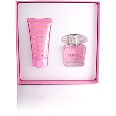 VERSACE Bright Crystal EDT 30 ml + BLO 50 ml - Darčeková sada parfumov