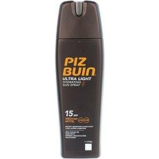PIZ BUIN Ultra Light Hydrating Sun Spray SPF15 200 ml - Sprej na opaľovanie