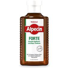 ALPECIN Medicinal Forte Intensive Scalp And Hair Tonic 200 ml - Vlasové tonikum