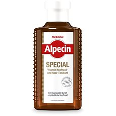 ALPECIN Medicinal Special Vitamine Scalp And Hair Tonic 200 ml - Vlasové tonikum