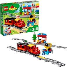 LEGO DUPLO 10874 Parný vláčik - Stavebnica