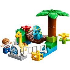 LEGO DUPLO 10879 Dinosauria zoo - Stavebnica