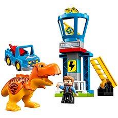 LEGO DUPLO 10880 T. Rex a veža - Stavebnica