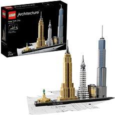 LEGO Architecture 21028 New York City - Stavebnica