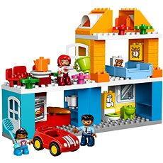 LEGO DUPLO Town 10835 Rodinný dom - Stavebnica