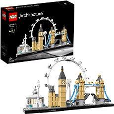 LEGO Architecture 21034 Londýn - Stavebnica