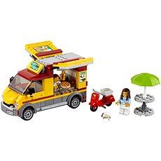 LEGO City 60150 Dodávka s pizzou - Stavebnica