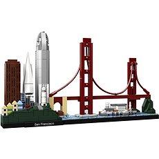 LEGO Architecture 21043 San Francisco - Stavebnica