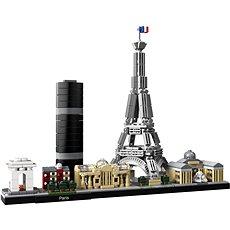 LEGO Architecture 21044 Paríž - Stavebnica