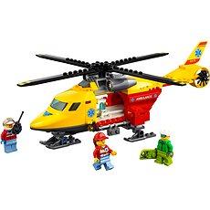 LEGO City 60179 Záchranársky vrtuľník - Stavebnica