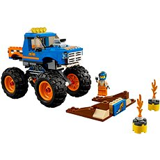 LEGO City 60180 Monster truck - Stavebnica