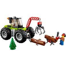 LEGO City 60181 Traktor do lesa - Stavebnica