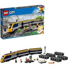 LEGO City Trains 60197 Osobný vlak - Stavebnica