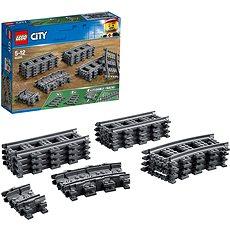 LEGO City Trains 60205 Koľaje - Stavebnica