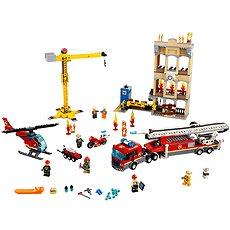 LEGO City 60216 Hasiči v centre mesta - Stavebnica