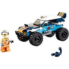 LEGO City 60218 Púštne pretekárske auto - Stavebnica
