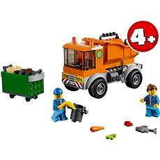 LEGO City 60220 Smetiarske auto - Stavebnica