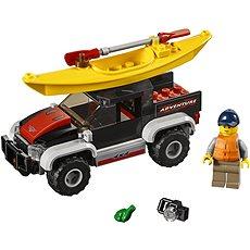 LEGO City 60240 Dobrodružstvo na kajaku - Stavebnica